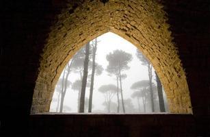 janela de pedra