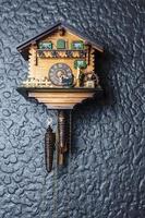 relógio de cuco foto