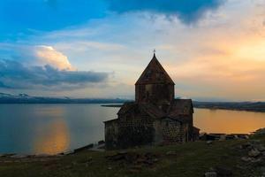 mosteiro armênio foto