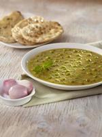 murmurar methi malai, comida indiana, índia foto