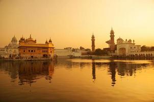 templo Dourado foto