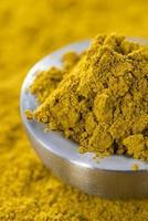 fundo de curry