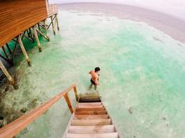 Ilhas Maldivas foto