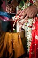 rituais indianos foto