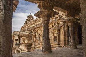 templo airavatesvara, darasuram, foto