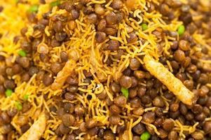 cereais indianos secos sortidos foto