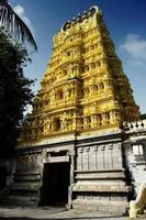 templo hindu foto
