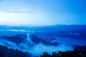 cidade de kathmandu foto