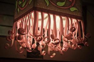 lanterna diwali foto