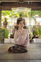 mulher tailandesa foto