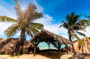 fonte de energia alternativa, la digue, the seychelles