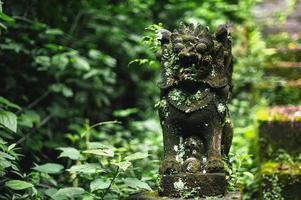 estátua hindu