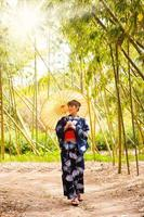 jovens mulheres japonesas foto