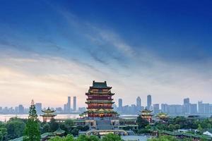 pavilhão de tengwang foto