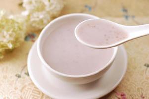 sobremesa chinesa. foto