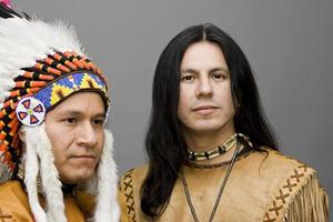 americano nativo foto