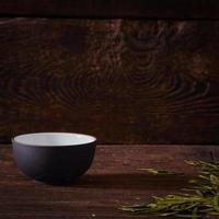 xícara de chá foto
