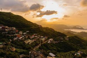 vila de jioufen em taipei