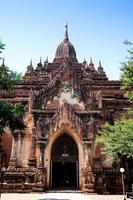 templo shwegugyi foto