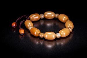 pulseira de jade foto