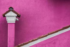 burano - venezia, casas coloridas