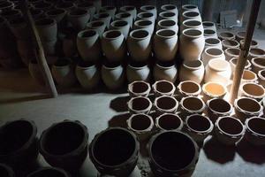 fábrica de cerâmica foto