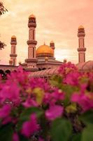 ásia brunei jame asr hassanal bolkiah mesquita foto
