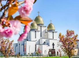 igreja do nascimento virgem maria abençoada