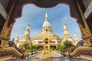 tample tailandês foto