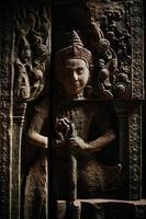 templo ta prohm foto