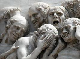 Catedral de Orvieto. foto