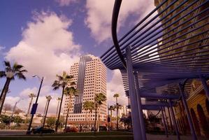 edifícios de Long Beach foto
