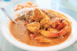 caranguejo cingapura foto