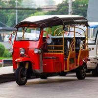 tuk-tuk tailândia foto