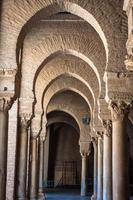 a grande mesquita de kairouan, tunísia, áfrica