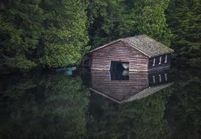 a casa de barcos