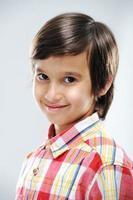 closeup retrato de criança