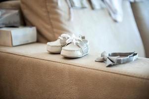calçado infantil foto