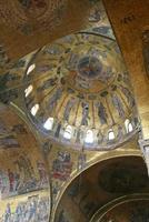Basílica de São Marcos em Veneza, Itália. foto