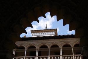 Alcazar de Sevilha foto