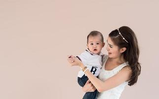 mãe e filho foto