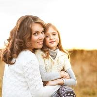 mãe e filha foto