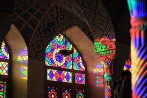 mesquita nasir al-mulk foto
