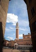 Siena Itália foto