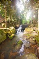jardim mágico de buddha tanim, ilha de koh samui foto