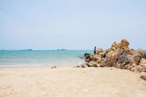 praia e mar foto