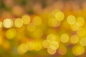 fundo laranja bokeh foto