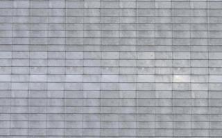 textura moderna de telhas de concreto foto