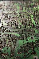 placa de circuito foto