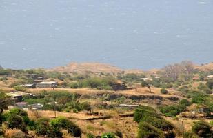 ilha em desenvolvimento foto